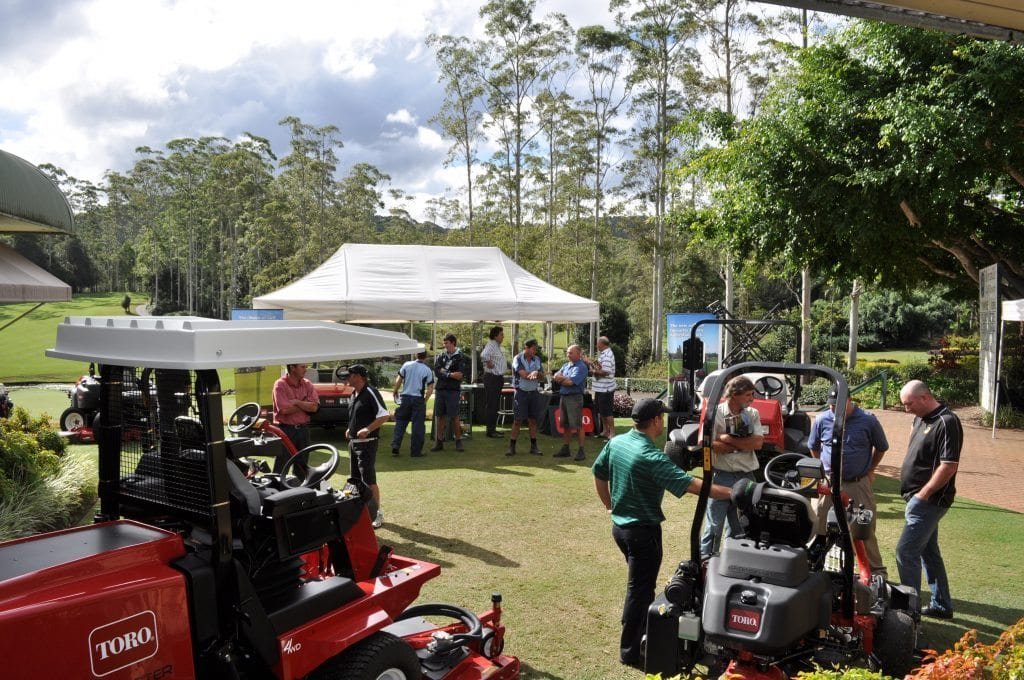 Bonville Turf Conference