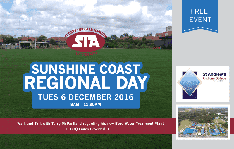 STA Sunshine Coast Regional Day