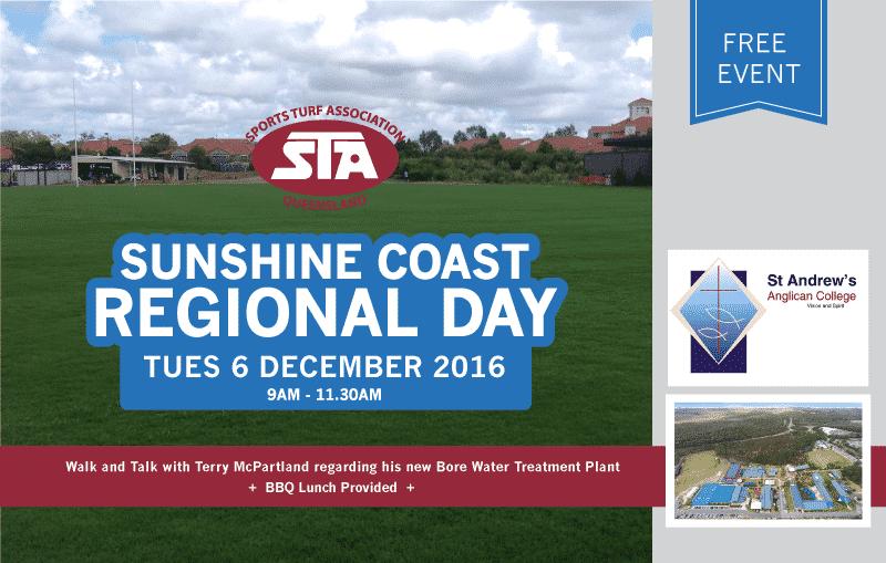 STA Sunshine Coast Regional Day